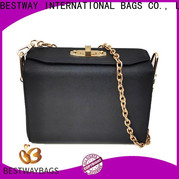 Bestway generous pu tote bags factory for girl