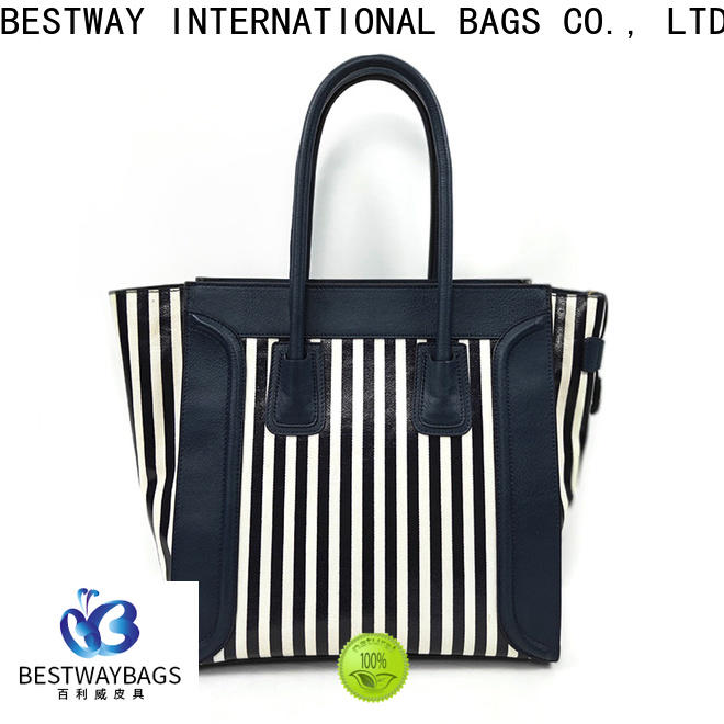 Bestway beach custom canvas tote bags Suppliers for holiday