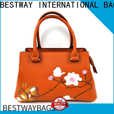 Bestway unique what is pu bag Supply for lady