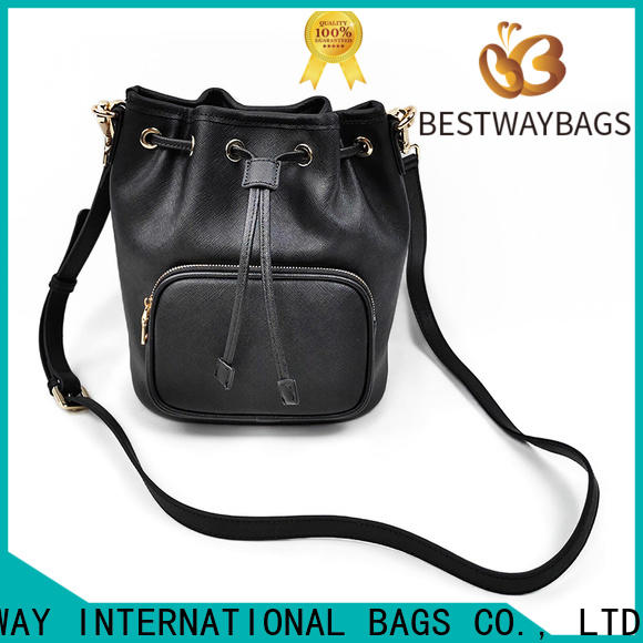 Bestway side leather handbags uk Suppliers for daily life