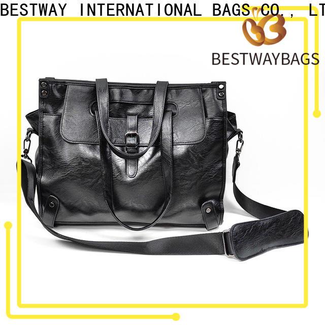 elegant polyurethane luggage designer Supply for lady