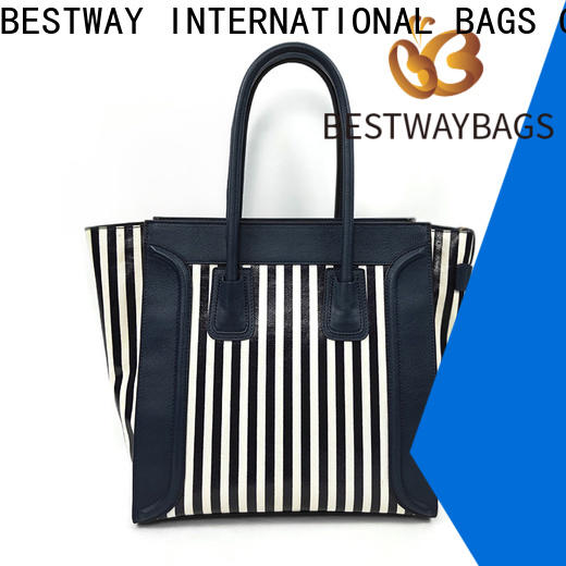 special canvas tote with leather handles female online for shopping