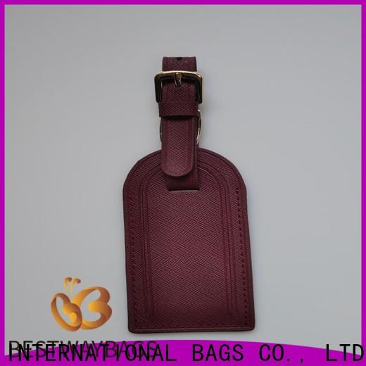 Bestway fashion leather handbag charms online doe handbag