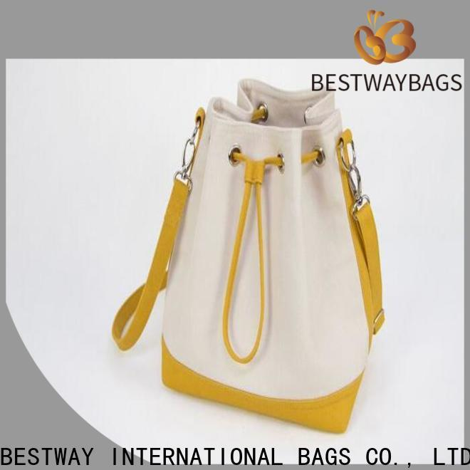 Bestway Wholesale designer canvas tote bags online for relax