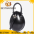 Custom leather messenger bag sling on sale for work