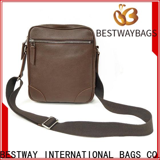 Bestway luxury genuine leather ladies handbags online for daily life