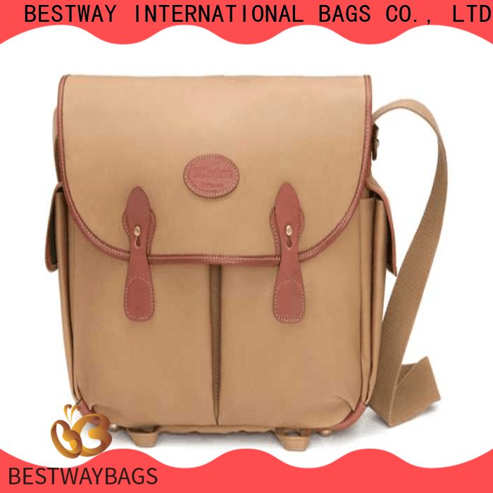 Bestway Top canvas tote shopper wholesale for travel