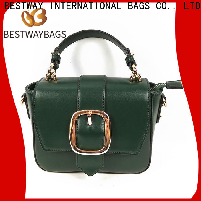 leisure fake leather bag oversized for business for girl