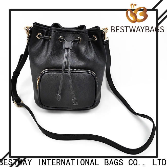 Bestway side where to buy leather handbags Suppliers