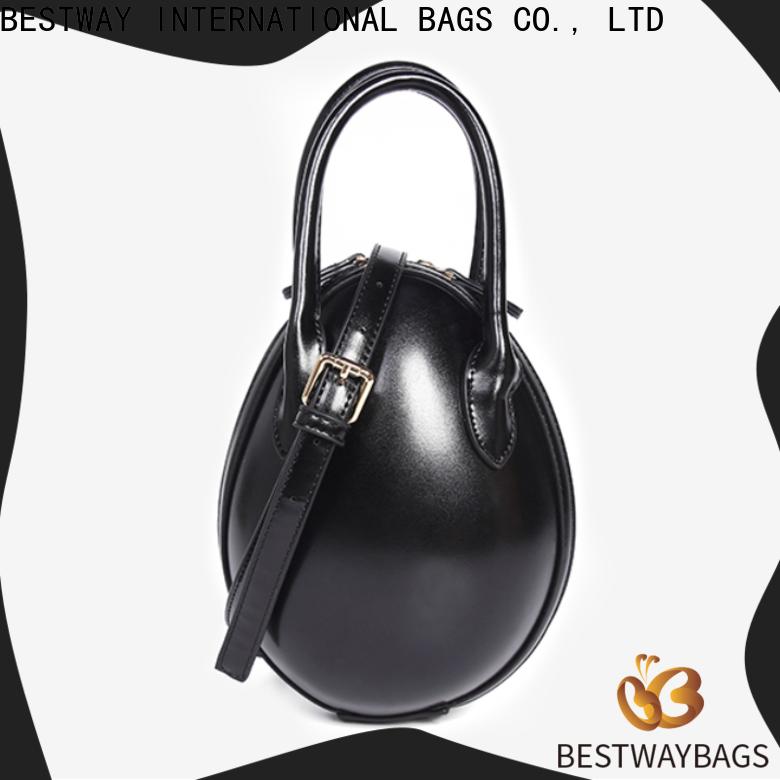 Bestway drawstring leather handbags wildly for ladies