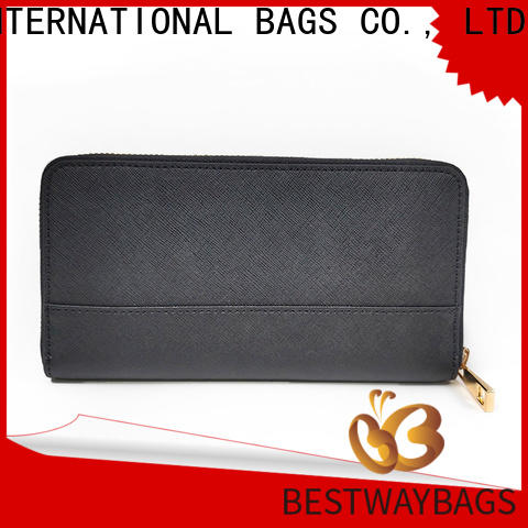 Bestway leather black and brown leather handbags for business for school