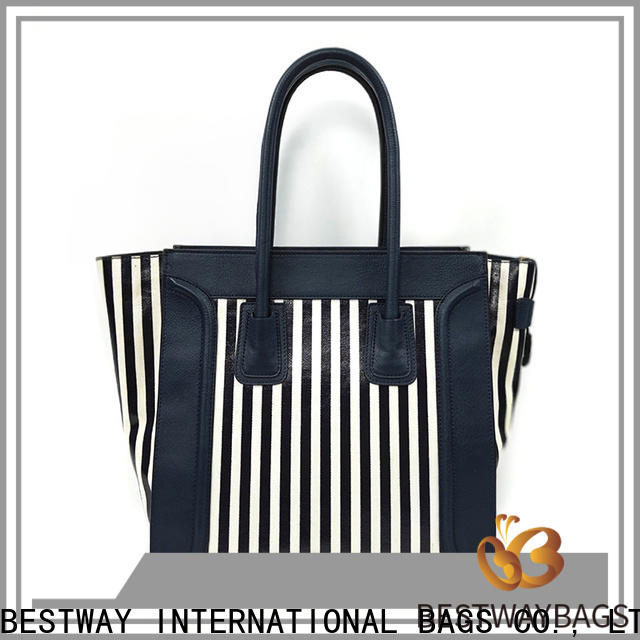 Bestway white designer canvas bags factory for relax