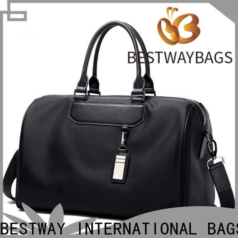 Bestway capacious small nylon bag supplier for sport