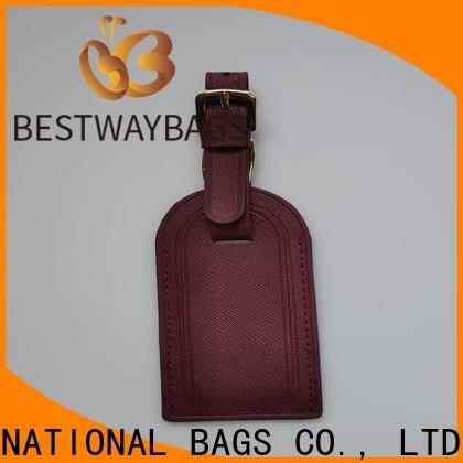 Bestway pendant leather purse charm manufacturer