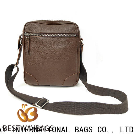Bestway Bag real leather bags mini factory for school