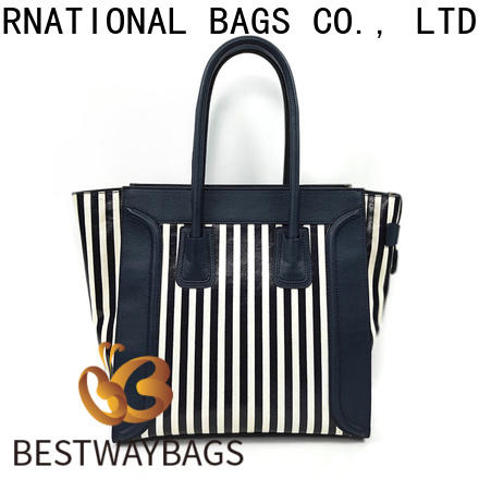Bestway fashion small canvas handbags personalized for holiday