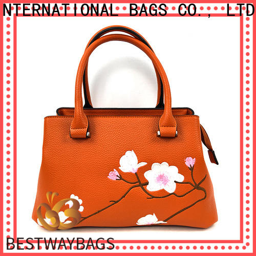 Bestway leisure what is high quality pu leather company for girl