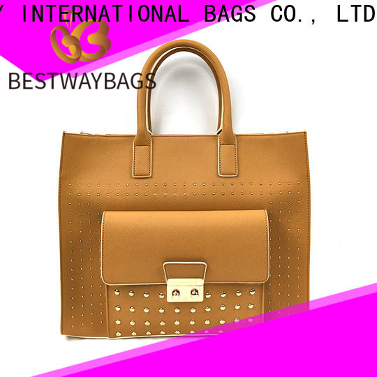 Bestway name nice bags company for lady