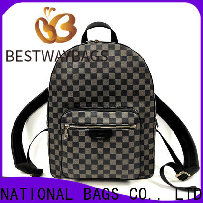 Bestway bag long purse personalized for date