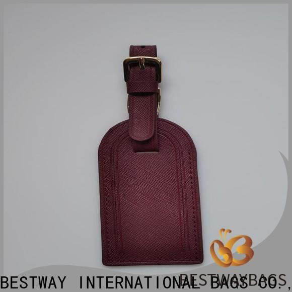Bestway Best leather bag charm for business