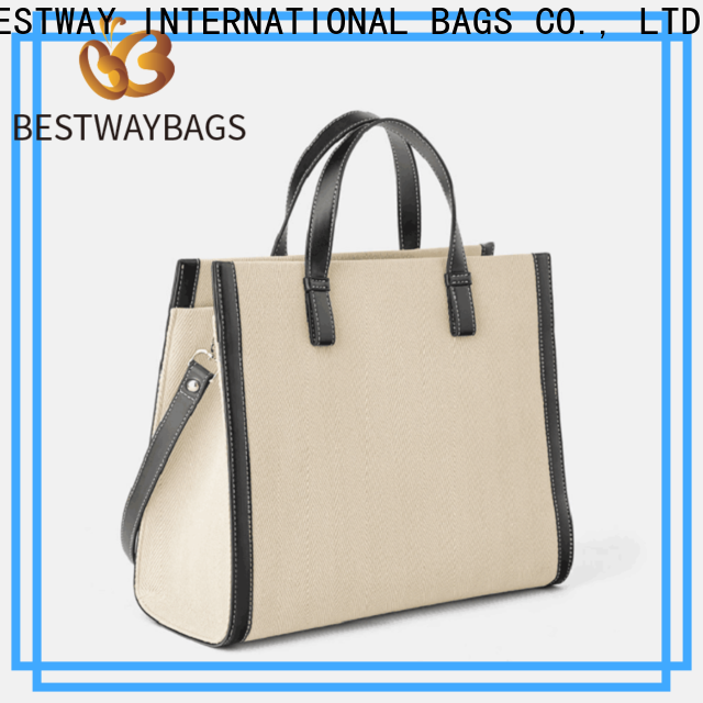 Bestway Latest llbean canvas bag manufacturers for relax