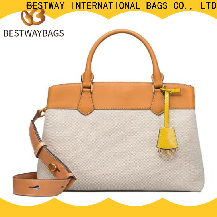 Bestway innovative personalized canvas bags online for relax