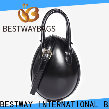 Custom good leather handbags saffiano manufacturers