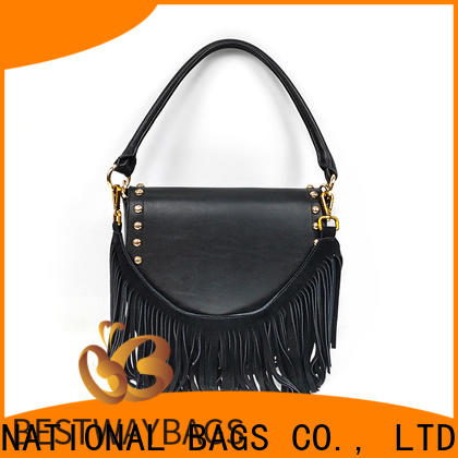 Bestway trendy genuine leather bags for women online for daily life