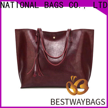 Bestway chain pu leather products Supply for ladies