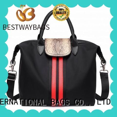 Bestway durable nylon backpack handbag large for sport
