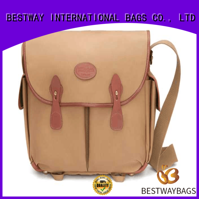Bestway multi function canvas tote shopper bag bag for holiday