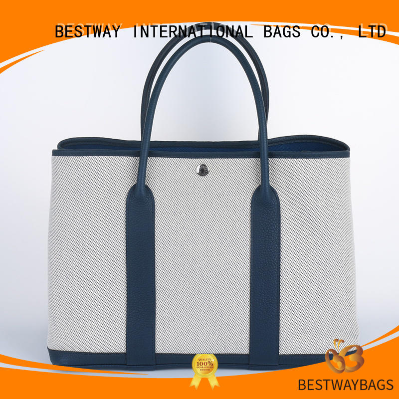 multi function striped canvas tote bag plain online for shopping