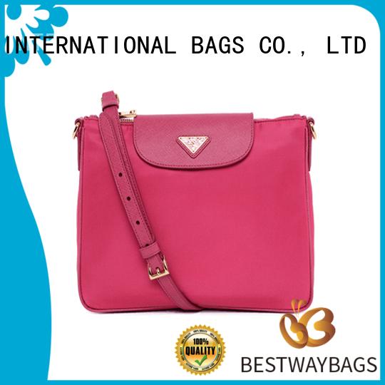 Bestway men nylon handbags wildly for bech