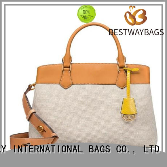 Bestway beautiful canvas tote factory for holiday