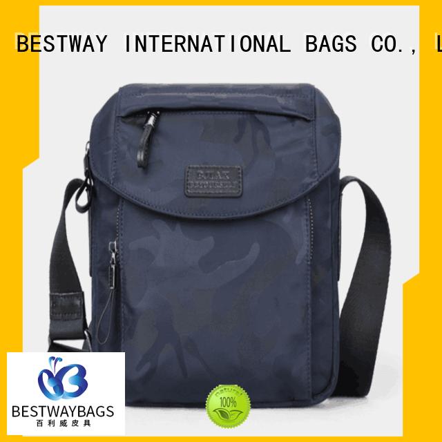 Bestway backpack nylon bag supplier for sport