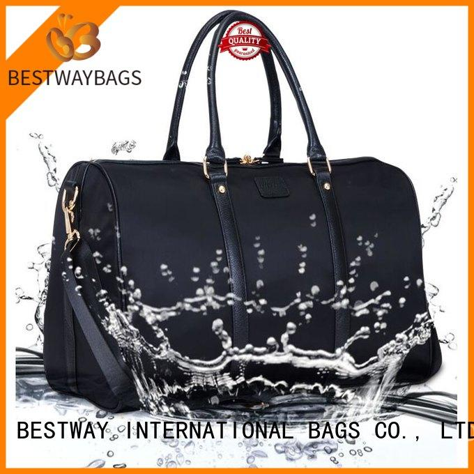 Bestway light nylon tote bags personalized for swimming