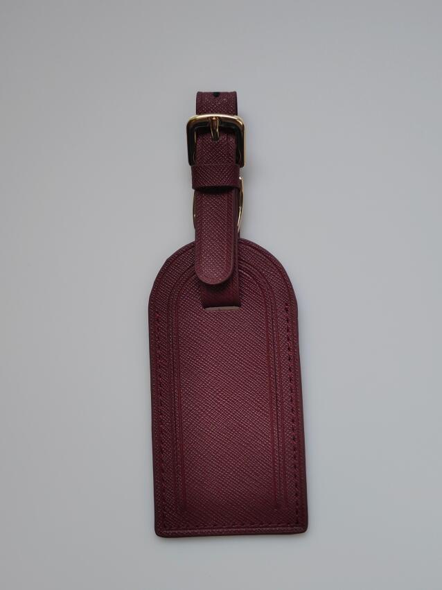 2019 China Factory Wholesale OEM Customized Charm Leather Handmade Pendant