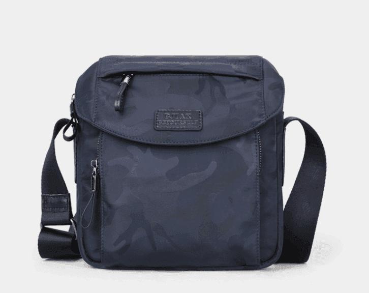2019 Foldable Small Custom Waterproof Shoulder Cross body Nylon Bag