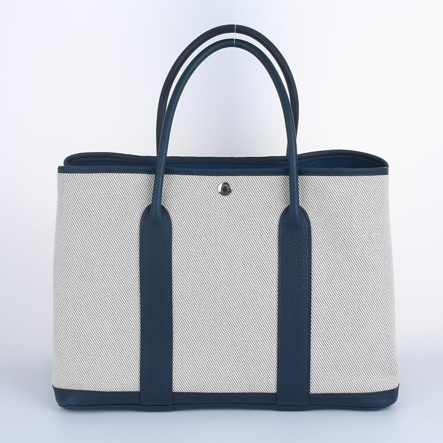 Branded Blank Custom Cotton Beach Bag Canvas Shopping Tote Bag