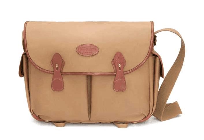 Custom OEM Design Mini Canvas Messenger Shoulder Leather Bag