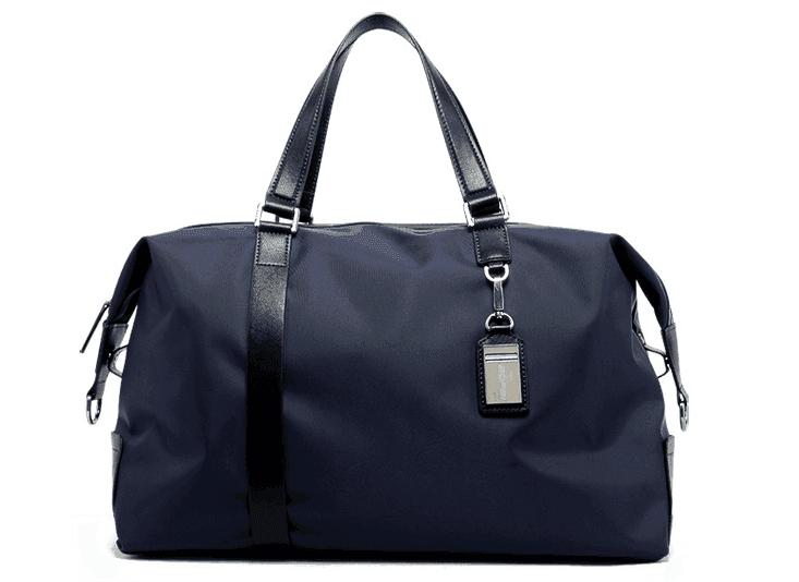 Guangzhou Bag Factory Promotion Hot-Selling Fashion Nylon Bag Designer Business Trip Handbags