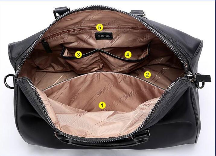 Bestway nylon white nylon handbag Supply for sport-1
