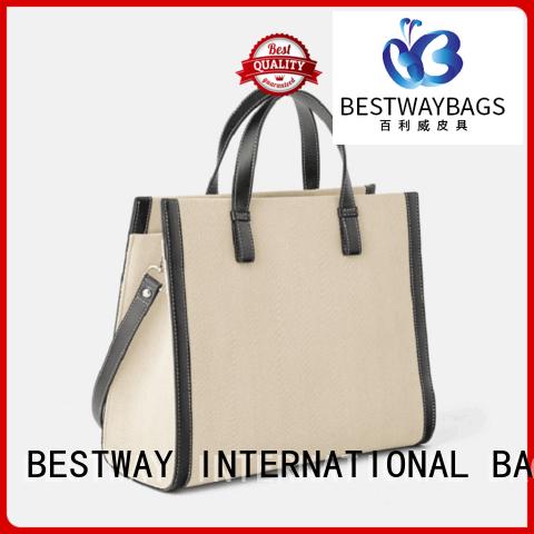 shoulder canvas bag wholesale for holiday
