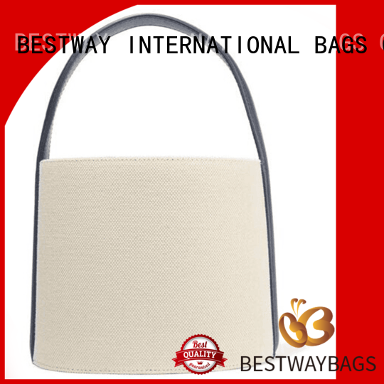 Bestway beach women's canvas tote bags online for holiday