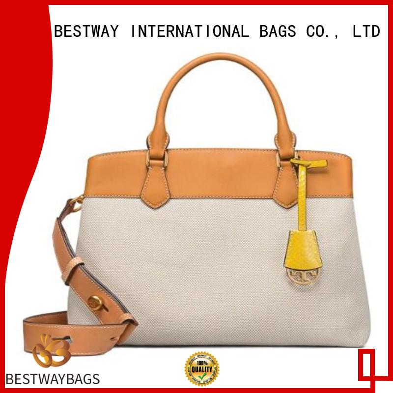 multi function canvas handbags wholesale for travel