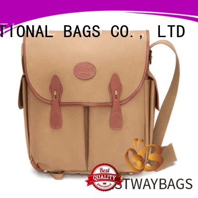 Bestway cotton canvas bag personalized for shopping