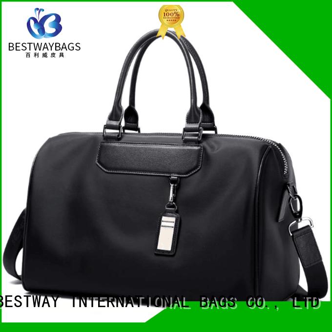 Bestway light nylon satchel handbag supplier for gym