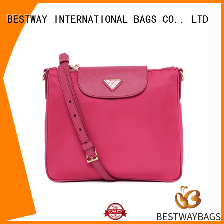 Bestway fashion nylon travel bag wildly for swimming