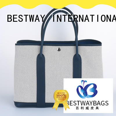 bags personalized canvas tote bags online for holiday Bestway