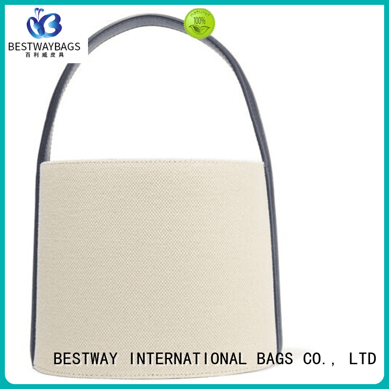 Bestway special canvas bag wholesale for vacation